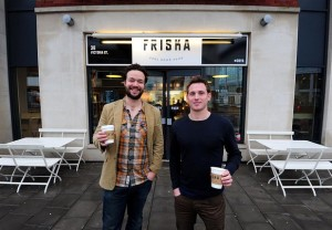 National growth at the double on the menu at Friska as it lands £3m investment