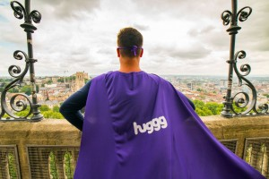 Bristol launch for app that lets users 'huggg' friends by texting them a free coffee