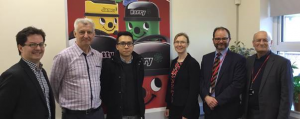 'Outstanding' partnership with UWE set to revolutionise Henry vacuum cleaner firm's production