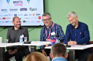 Early risers chew over branding challenges at Bristol Balloon Fiesta Business Breakfast