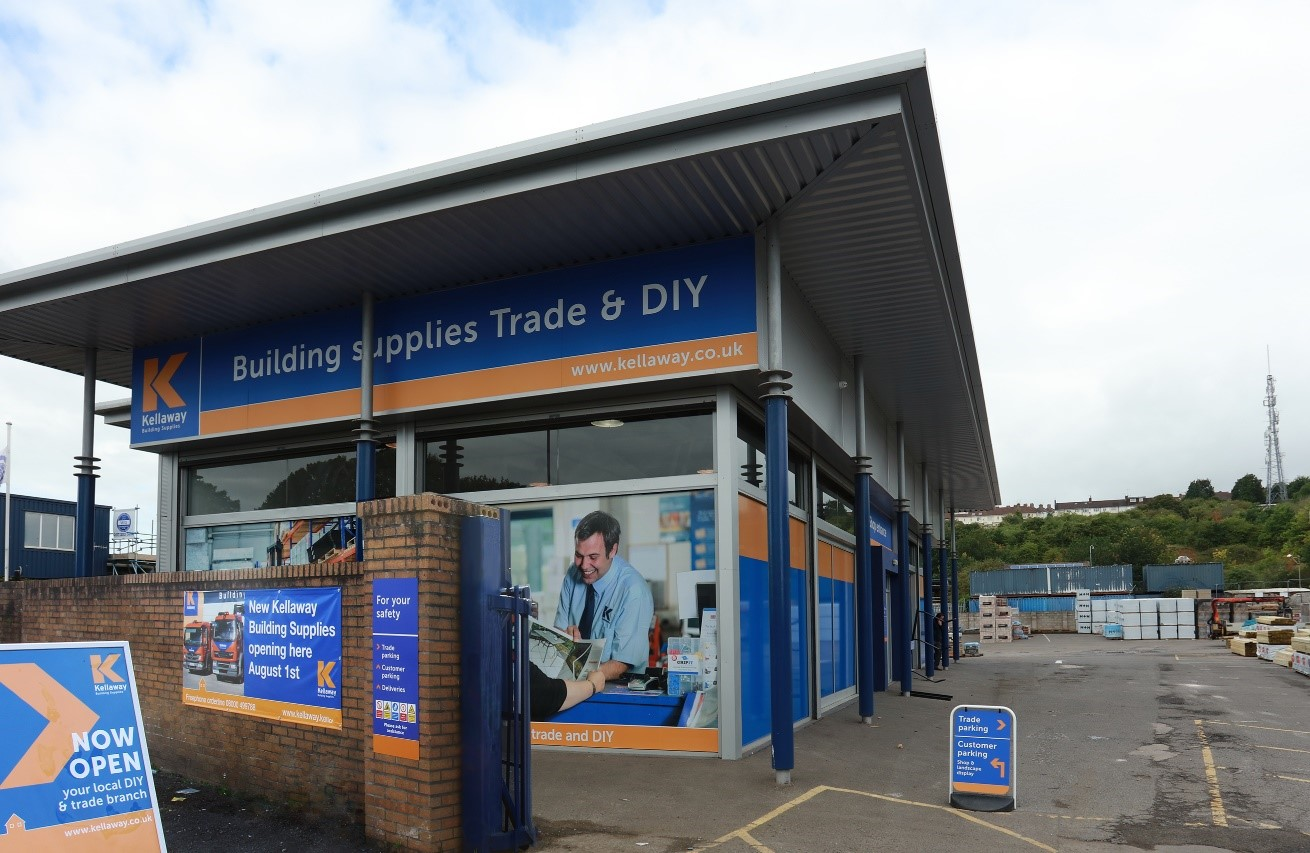 Kellaway Building Supplies Lockleaze Bristol