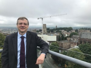 Former HP Labs chief and cyber expert joins University of Bristol in special advisor role