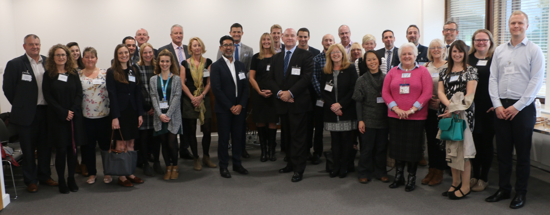 Metro Mayor champions Computershare's work with ShareGift charity