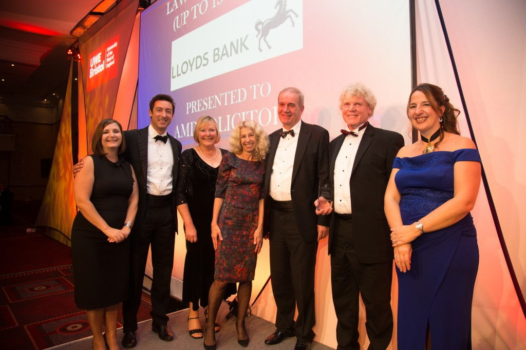 Bristol Business News photo gallery: Bristol Law Society annual awards dinner