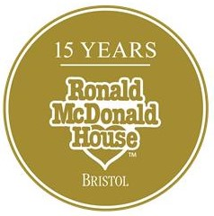 Fundraising events to be launched by Bristol's Ronald McDonald House to mark its 15th birthday