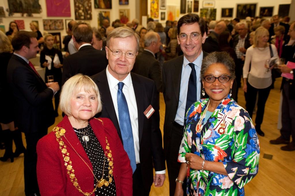 Bristol Business News photo gallery: Smith & Williamson hosts reception at RWA annual exhibition