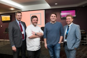 Chefs and colleges team up to devise recipe to help ease Bristol's shortage of trained kitchen staff