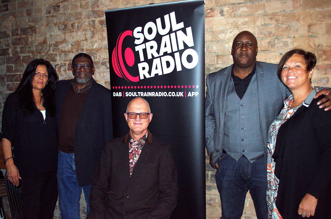 SoulTrain Radio on track for December launch after setting up at The Bottle Yard