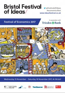 Former PM Gordon Brown and Nobel Prize-winner among speakers at Bristol's Festival of Economics