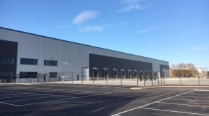 Speculative 'big shed' nearing completion at Filton will fill gap in market, say agents