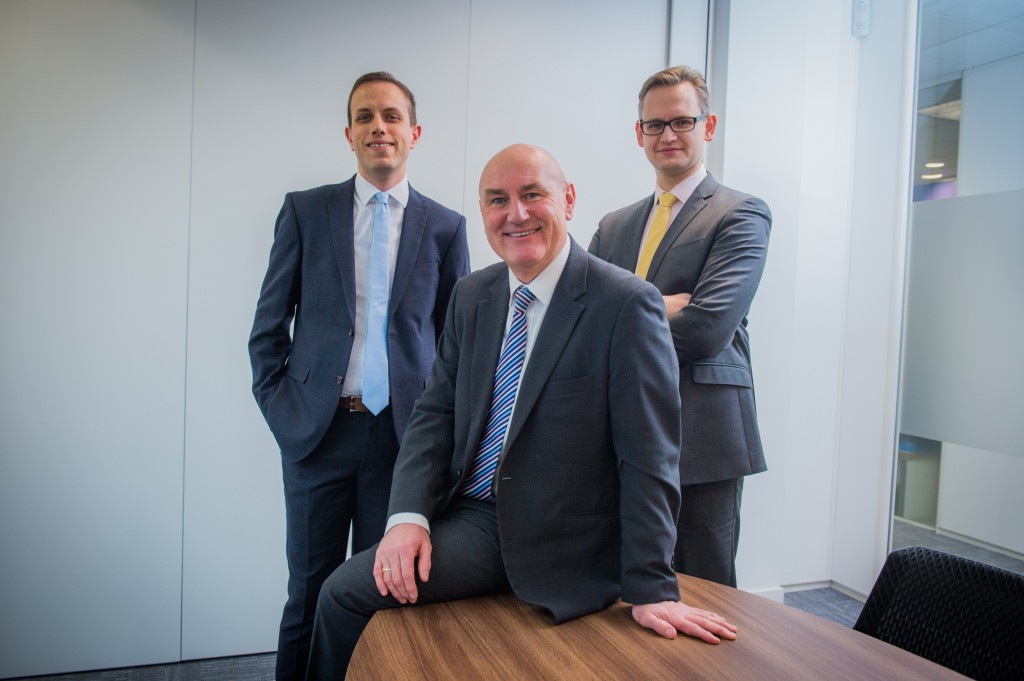 Rating team's success recognised in double promotion at Colliers International's Bristol office