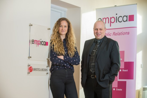 Two new arrivals at PR firm Empica as it plans further expansion