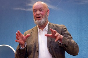 Michael Eavis joins cream of Bristol's creative events industry to discuss future of festivals sector