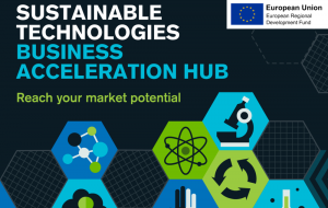 Pioneering hub launched to fast track low carbon and sustainable tech firms