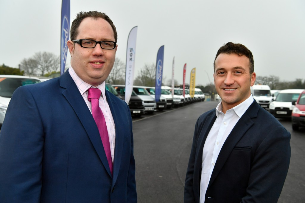 Move to new site funded by Barclays puts ambitious van dealership on road to growth