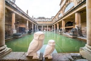 Bristol firm helps hatch Bath's owl public art trail