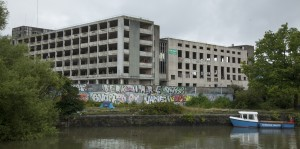 Sorted! Eyesore former Royal Mail building next to Temple Meads to be demolished this summer