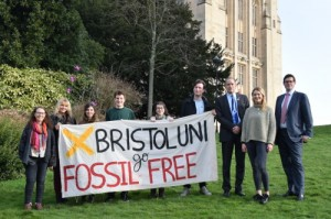 Praise for university after it ditches all investments in companies linked to fossil fuels