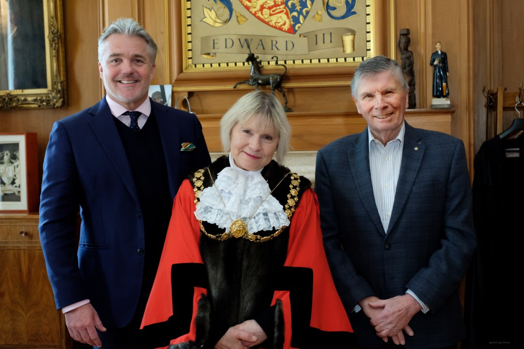 Lord Mayor of Bristol Gift Gala signs up Burston Cook as headline sponsor