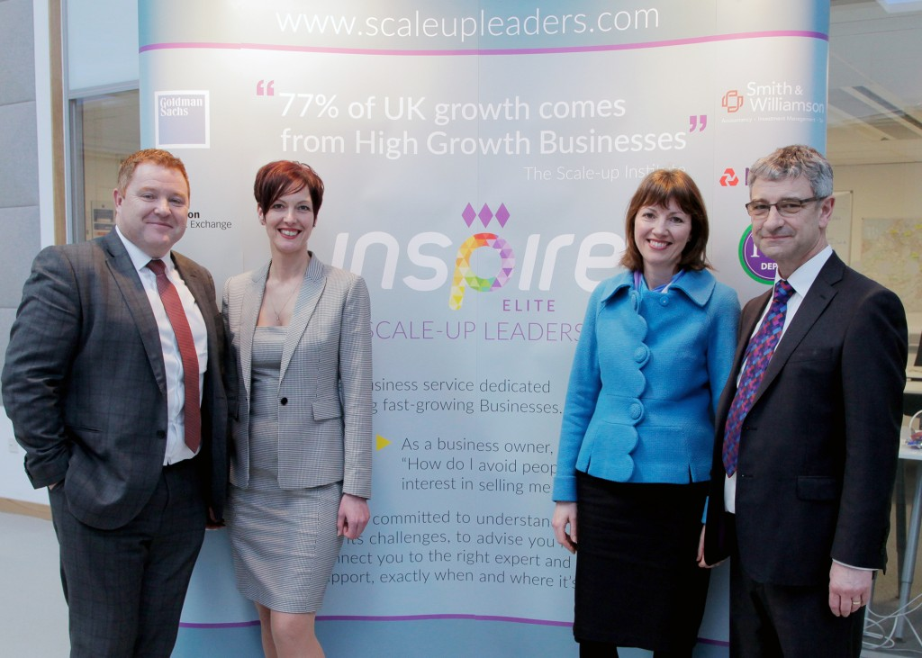 Inspire Elite launched to cut through 'myriad of support programmes' for scale-ups