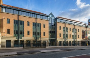 Refurbished city centre office proves magnet for engineering firm