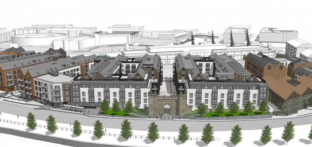 More than 250 new homes on the way as work prepares to start on next phase of Wapping Wharf