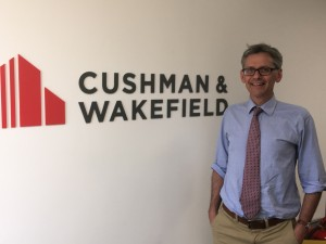 Experienced valuer joins Cushman & Wakefield's Bristol office to head its valuation team