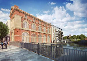 Green light for plans to transform iconic Generator Building into creative and tech offices