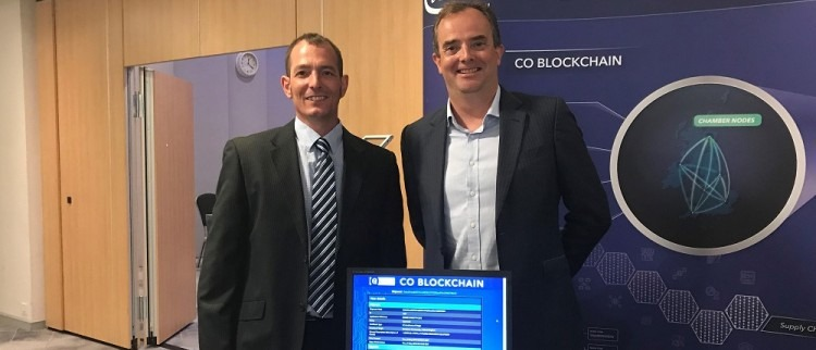 Bristol ahead of the game with first European trade certificate to harness Blockchain technology