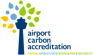 Bristol Airport aims higher in bid to cut its carbon emissions after gaining accreditation