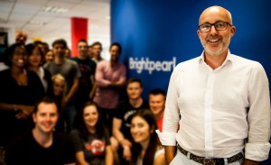Bristol tech star takes on high-profile chairman and secures $15m for further global expansion