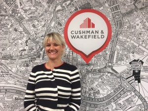 Healthcare expansion for Cushman & Wakefield's Bristol office with senior surveyor appointment