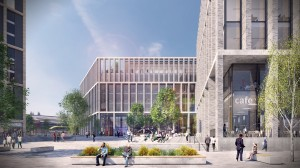 Green light for university's Temple Quarter campus, but it scales down plan for Bristol's tallest building