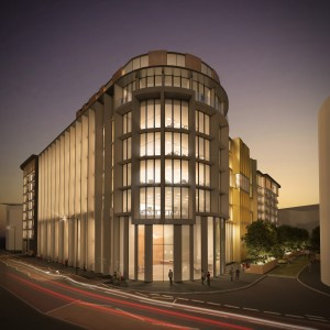 £136m office and homes scheme planned after developer buys former fire station site