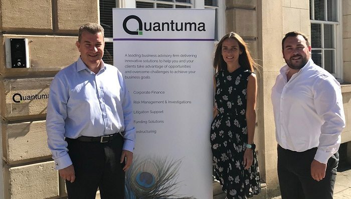 More growth for Quantuma's Bristol office with two key apppointments