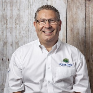 The LAST WORD: Jon Evans, joint managing director, Arthur David, Food with Service