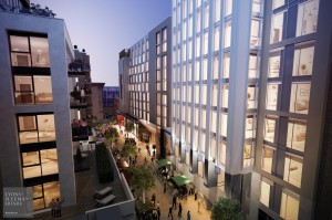 Redcliff Quarter firm promises new style of development based on Bristol's indie food and culture