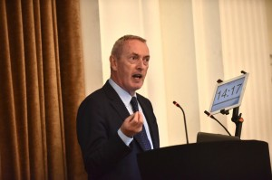 New nuclear plants will generate more work for Bristol firms, former business secretary tells conference