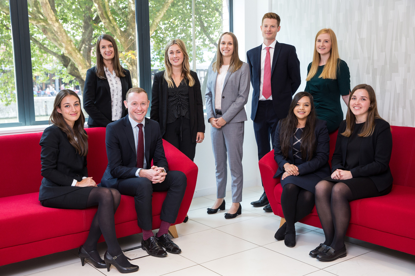 Trainee numbers at VWV reach record levels as paralegal route takes off