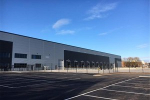 Largest industrial letting this year as 'big shed' market motors ahead