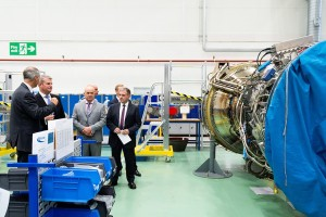 Rolls-Royce's £20m world-beating engine plant lifts Bristol's role in aerospace sector