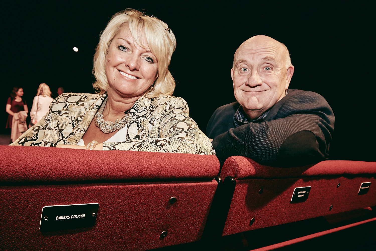 PR agency and coach operator stage show of support for new theatre studio