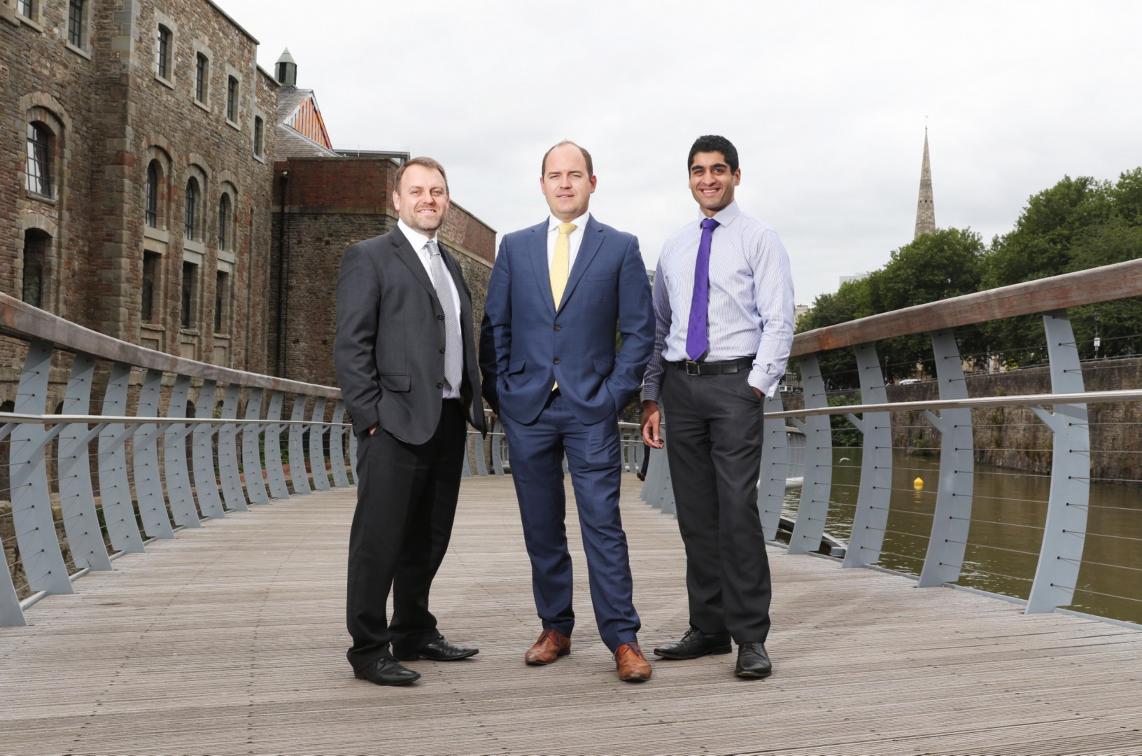 Senior appointments boost EY's expanding financial services business in Bristol