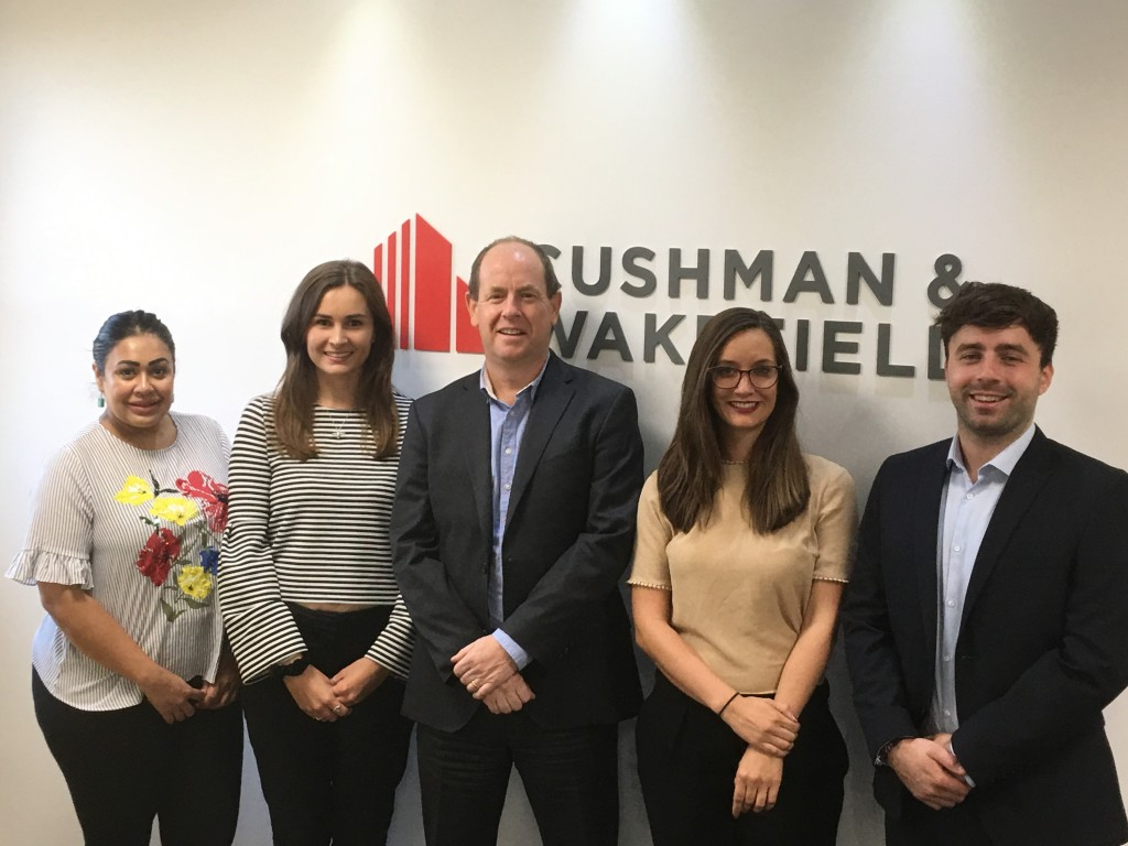 Quartet of new appointments at Cushman & Wakefield's regional office