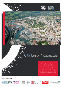 Bristol's green leap forward towards carbon neutral status attracts interest from across the globe