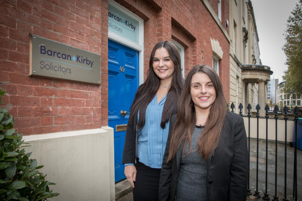 Trainee solicitors take up roles at Barcan+Kirby