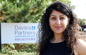 Davies and Partners Solicitors boosts Bristol office with legal director promotion