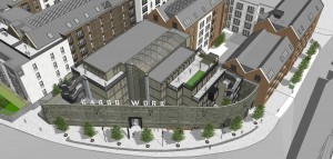 Go-ahead for Wapping Wharf workspace scheme that will bring more shipping containers to Bristol