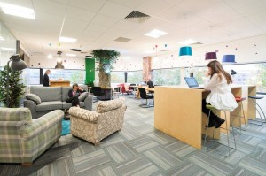 Co-working hubs now make up fifth of all Bristol office space, new research shows