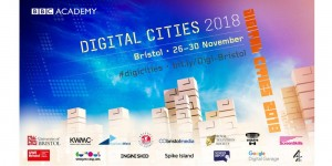 Creative and tech sectors collaborate to stage Digital Cities Bristol
